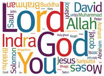 Benamingen Voor Goden